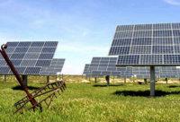 Medio ambiente. Energías renovables