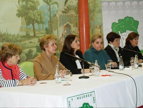 Quintanilla: hablar de desarrollo rural es hablar de igualdad para las mujeres rurales