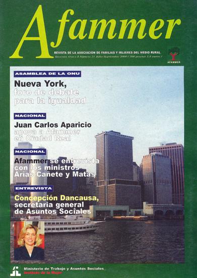 Núm 21. Julio - Septiembre 2000