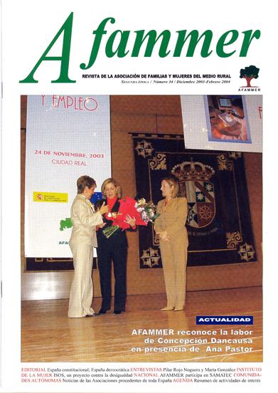 Núm 34. Diciembre 2003 - Febrero 2004